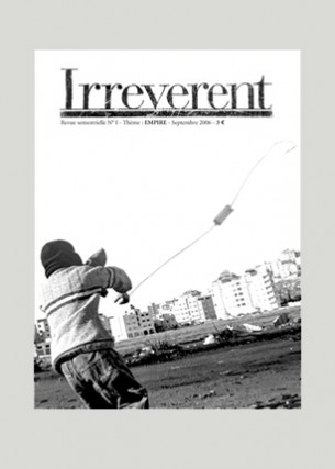 Conception graphique, direction artistique et directeur de la publication