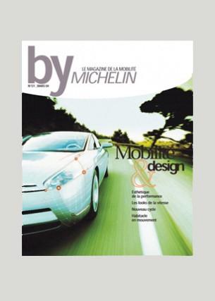 Conception graphique avec William Londiche Éditeur : Michelin Agence : Textuel / Volume : 76 pages Format : 260 x 330 mm Exemplaire unique Juillet 2003