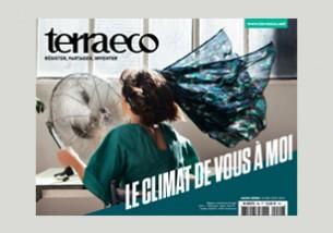 Conception graphique et direction artistique Photo de une : Louise Allavoine Éditeur : Terra economica SAS Volume : 142 pages Format : 200 x 265 mm Périodicité : Hors-série - Hiver 2015-2016 En charge de la production du magazine Terra eco depuis Mai 2006.